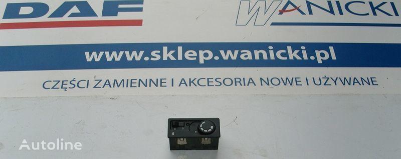 DAF CF 65, 75, 85 tır için DAF WEBASTO cihaz paneli