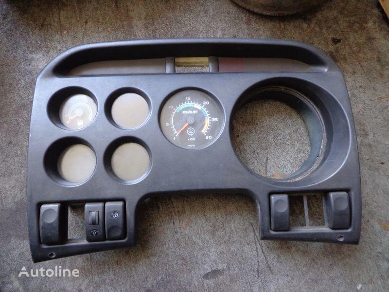 DAF XF tır için cihaz paneli