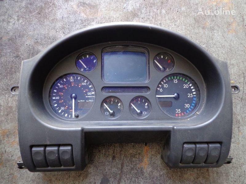 DAF XF, CF tır için cihaz paneli