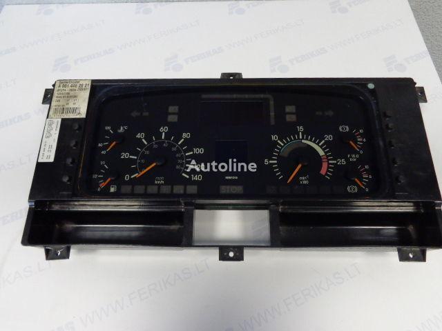 MERCEDES-BENZ ACTROS tır için A 0014462021,ZGS001 cihaz paneli