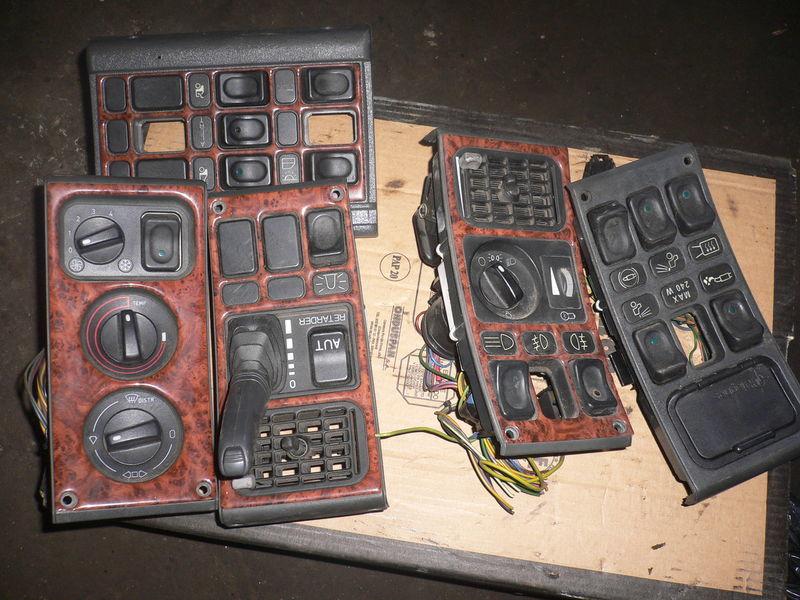 SCANIA 124 kamyon için cihaz paneli