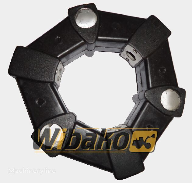 16AS ekskavatör için Coupling 16AS debriyaj diski