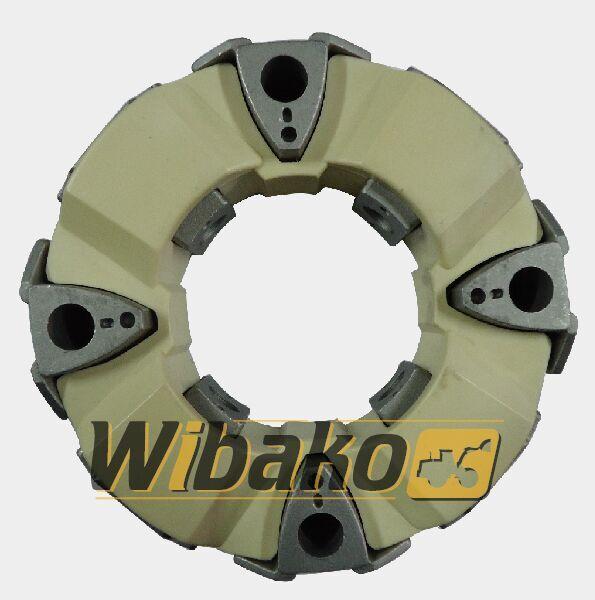50H+AL ekskavatör için Coupling 50H+AL debriyaj diski