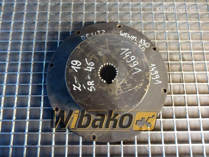 O&K 19/45/350 ekskavatör için Coupling O&K 19/45/350 debriyaj diski