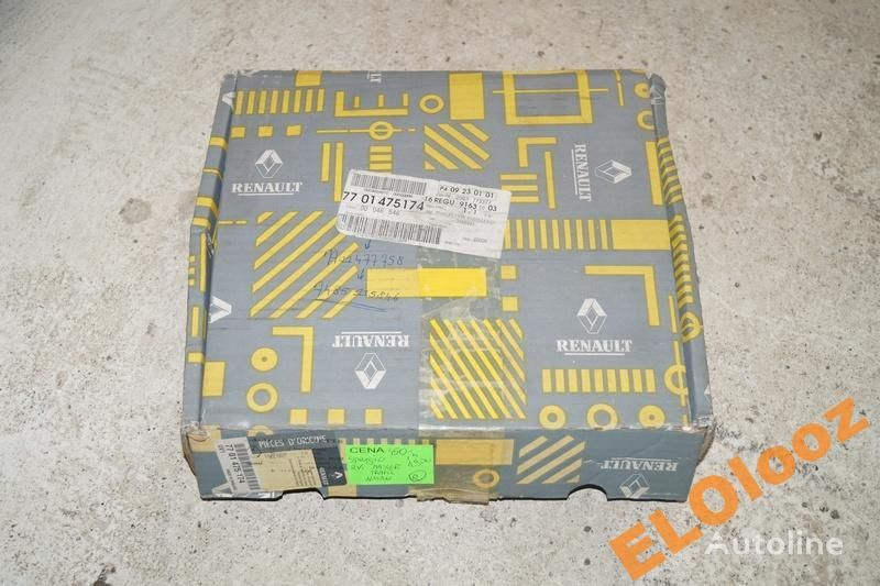 RENAULT SPRZĘGŁO RENAULT TRAFIC MASTER 1.9 DCI 7701475174 kamyon için debriyaj diski