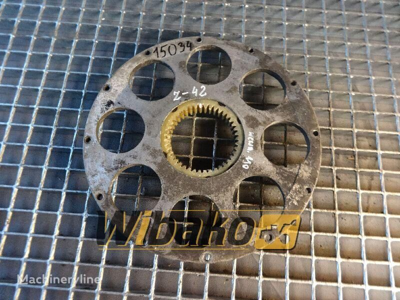 42/110/360 ekskavatör için Coupling 42/110/360 debriyaj