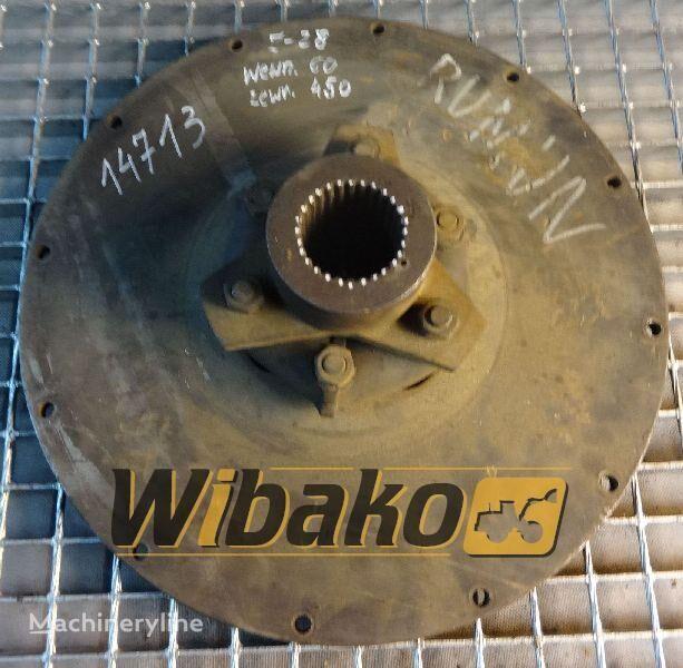 UTB 28/60/450 diğer için Coupling UTB 28/60/450 debriyaj