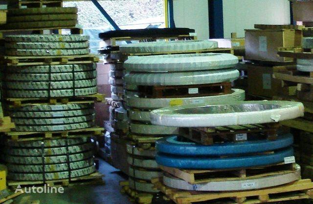 yeni CATERPILLAR 320, 322, 325, 330, 345 ekskavatör için slewing ring döner yatak