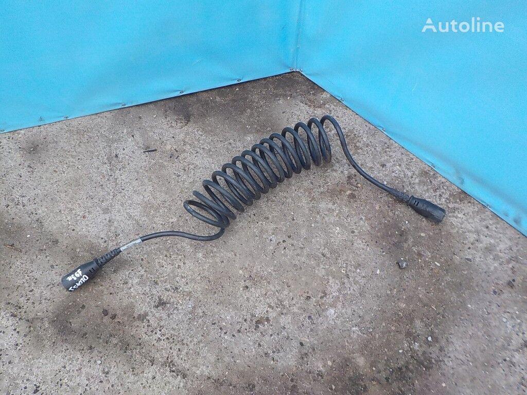 kamyon için MAN Spiralnyy kabel 7-polyusnyy elektrik kablosu