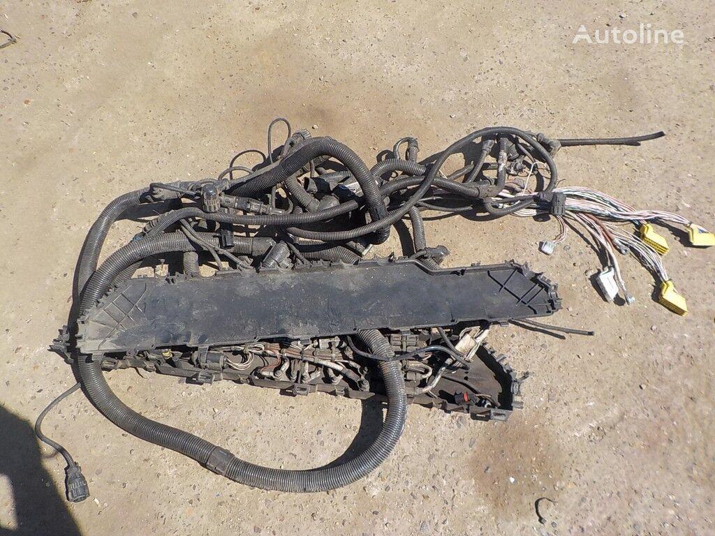 MAN kamyon için Kabelnaya shahta so zhgutom provodov EDC elektrik kablosu