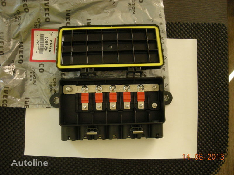 yeni IVECO tır için IVECO 504071256 41221026 emniyet kutusu