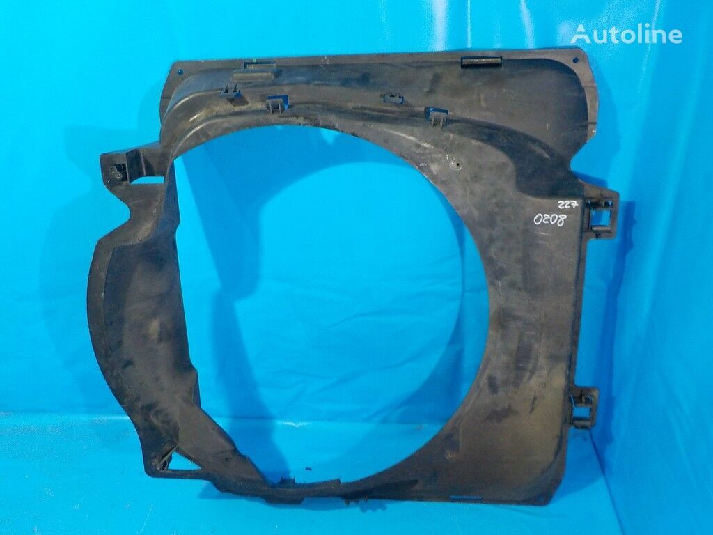 kamyon için Diffuzor ventilyatora TGA/TGS/TGX fan kapağı