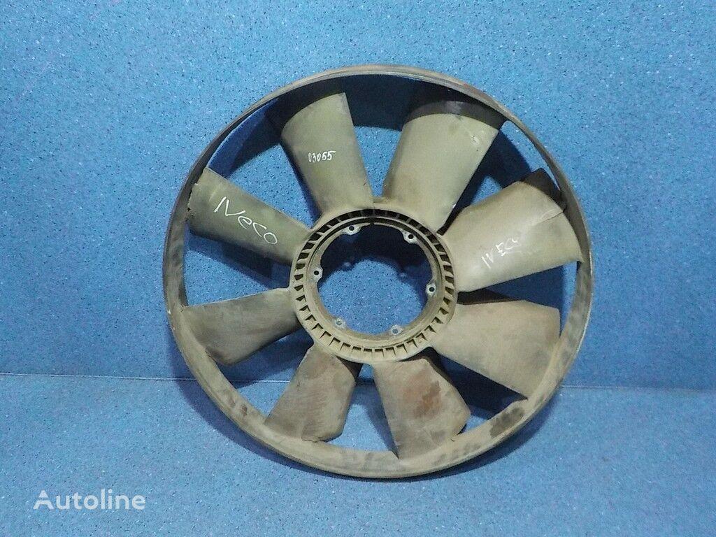 kamyon için Krylchatka ventilyatora dvigatelya Iveco fan kapağı