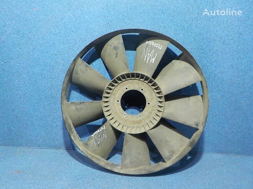 kamyon için Krylchatka ventilyatora dvigatelya MAN fan kapağı