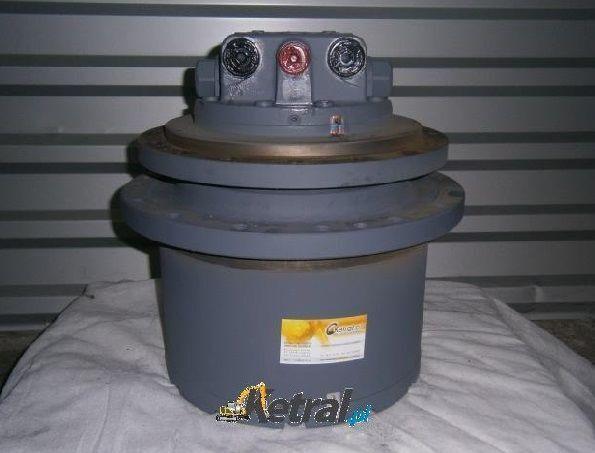CATERPILLAR 312 ekskavatör için Final drive - zwolnica hidrolik amplifikatör