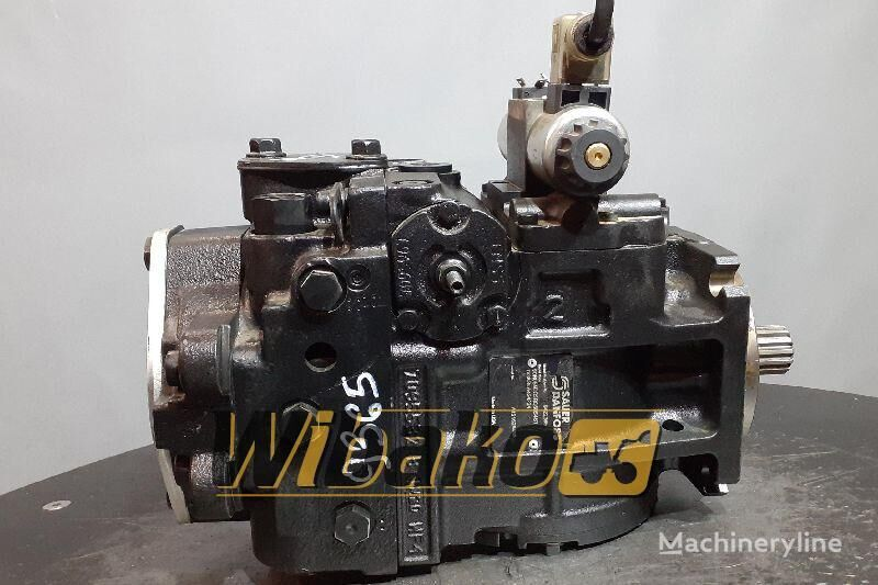 90R055 DC5BC60S4S1 DG8GLA424224 ekskavatör için Hydraulic pump Sauer 90R055 DC5BC60S4S1 DG8GLA424224 (90R055DC5BC60S4S1DG8GLA424224) hidrolik pompa