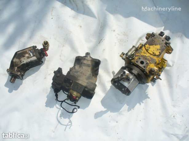 NEW HOLLAND JCB Cat Case Atlas Komatsu Kramer  ekskavatör için hidrolik pompa