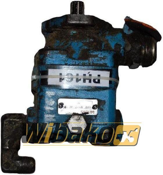 V2OF1P11P38C6011 ekskavatör için Hydraulic pump Vickers V2OF1P11P38C6011 hidrolik pompa