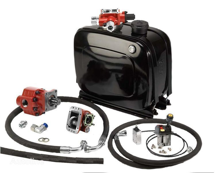 yeni tır için Komplekty avtomobilnoy gidravliki hidrolik tank