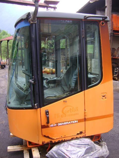 FIAT-HITACHI W 230 ekskavatör için kabin