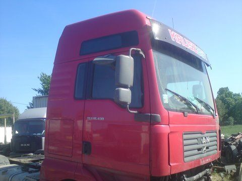 MAN TGA XXL szeroka 5500 zl. netto kamyon için kabin