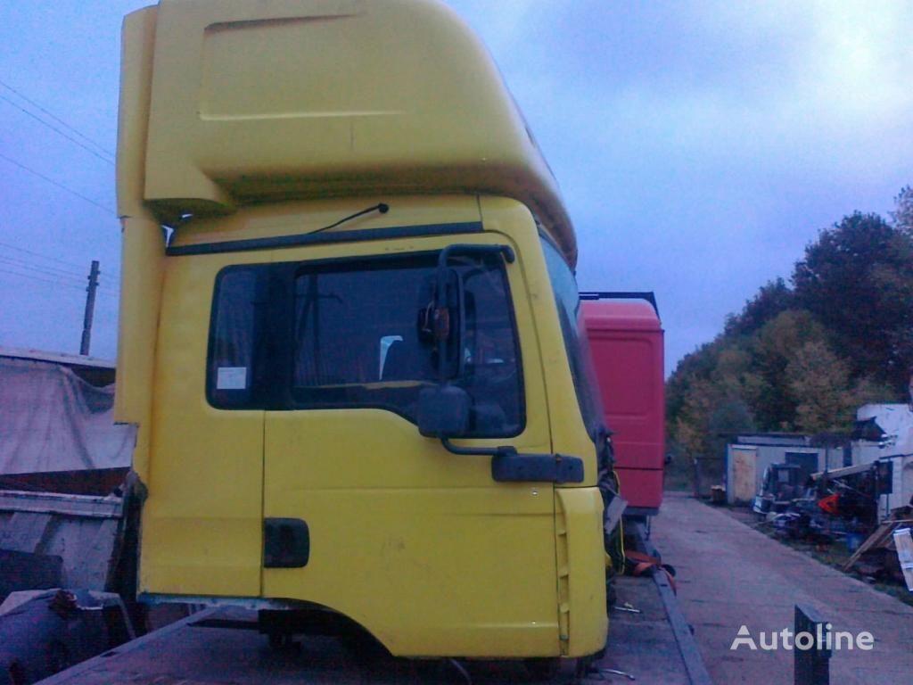 MAN TGA sypialna dzienna 8000 zl kamyon için kabin