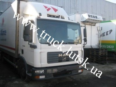 MAN TGL 8.180 kamyon için MAN kabin