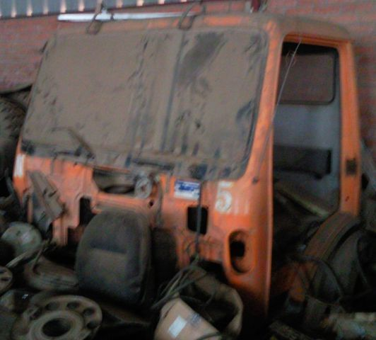 MERCEDES-BENZ 1835 3534 kamyon için cabina SK kabin