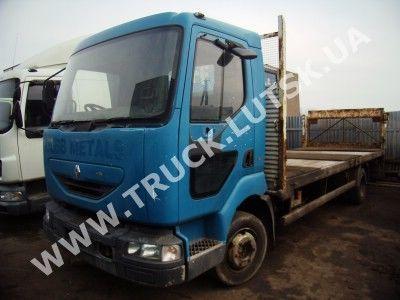 RENAULT MIDLUM 150 E2 kamyon için Renault kabin