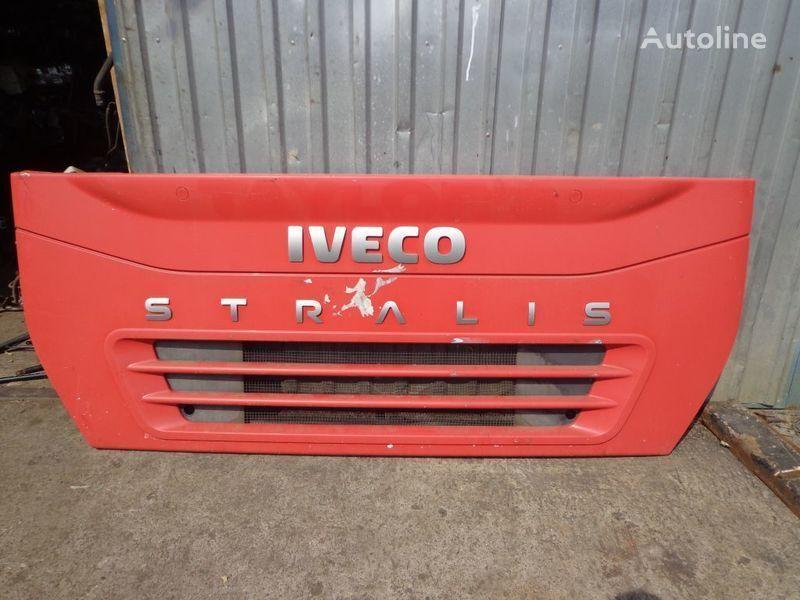 IVECO Stralis kamyon için kapot kaplama