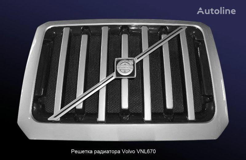 yeni VOLVO VNL 660-670 kamyon için radiatora na Volvo VNL 660-670 kaplama