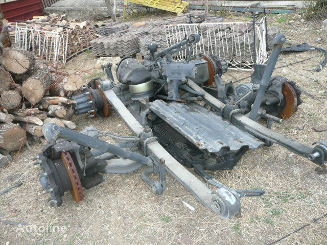 MERCEDES-BENZ Actros 1844 LS SZM 7,5 t. kamyon için vorne köprü