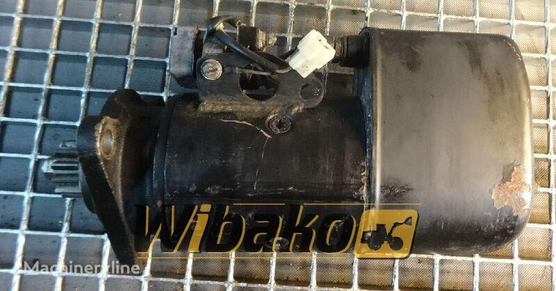 0-25000-8430 ekskavatör için Starter Nikko 0-25000-8430 marş