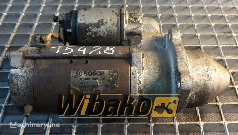 0001231008 diğer için Starter Bosch 0001231008 marş