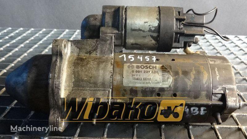 0001231026 diğer için Starter Bosch 0001231026 marş
