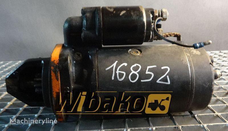 19024274 ekskavatör için Starter Delco Remy 19024274 marş
