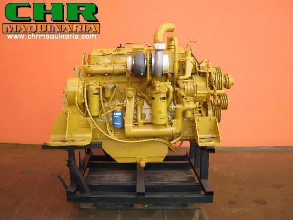 ekskavatör için Caterpillar 375 motor
