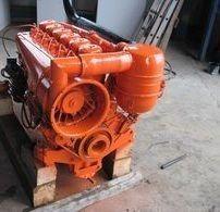 ekskavatör için Deutz BF6L912 motor