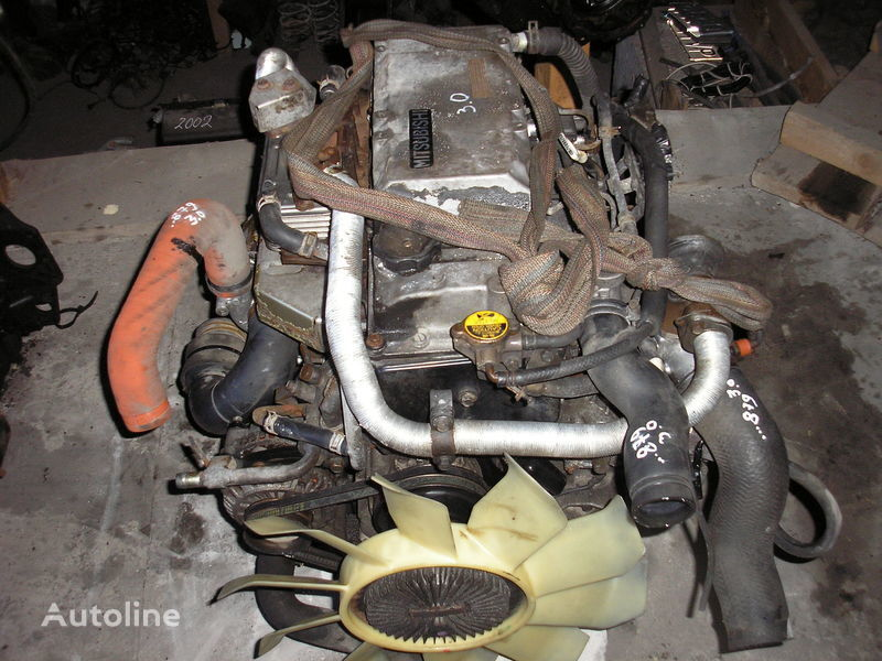 kamyon için Mitsubishi 4M42 motor