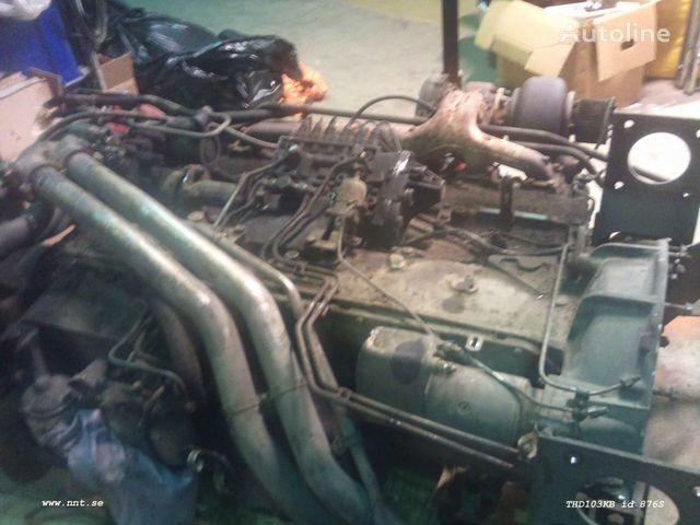B10M otobüs için Volvo THD103KB 876S motor