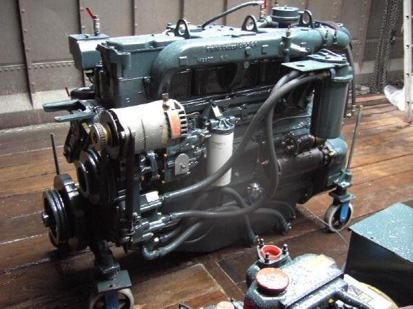 CUMMINS NT 855 diğer için motor
