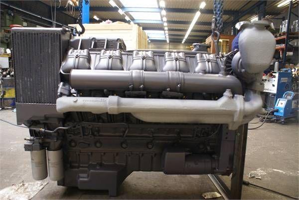 DEUTZ BF10L513 ekskavatör için motor