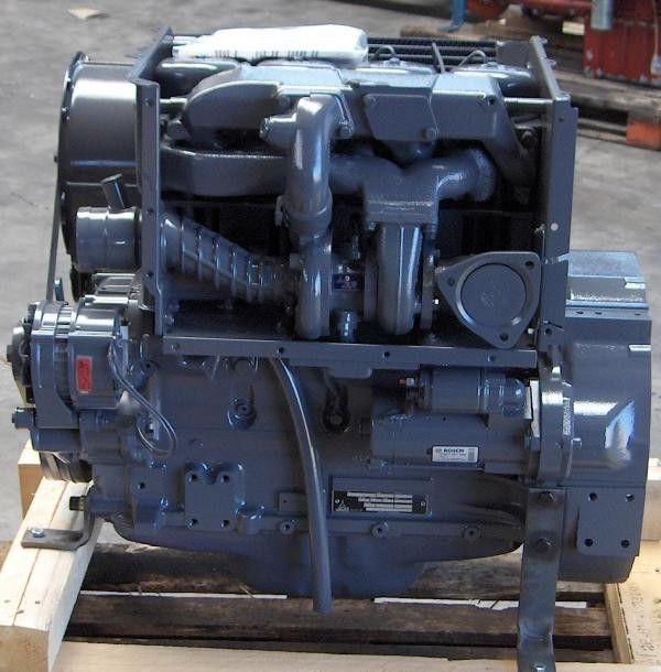 DEUTZ BF4L913 jeneratör için motor