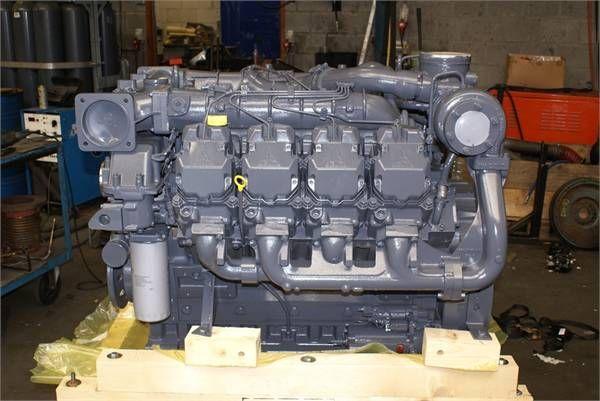 DEUTZ BF8M1015 CP diğer için motor