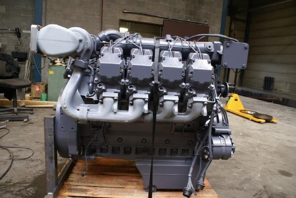 DEUTZ BF8M1015CP ekskavatör için motor