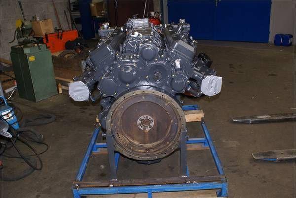 Detroit 12V71 N diğer için motor