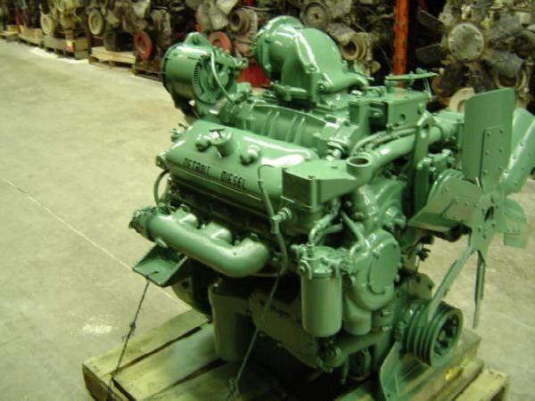 Detroit 6V71 kamyon için motor