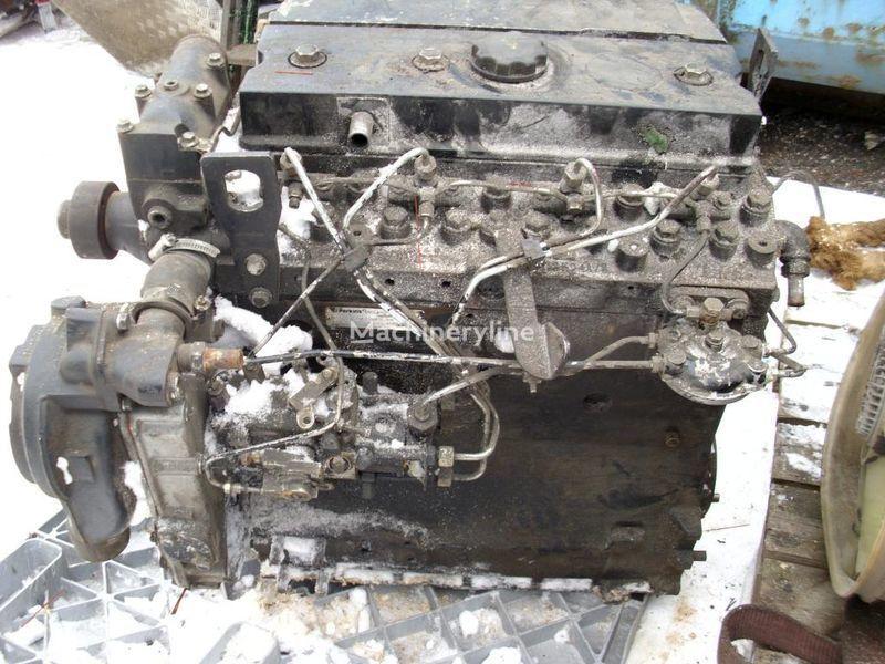 FUCHS ekskavatör için Perkins motor