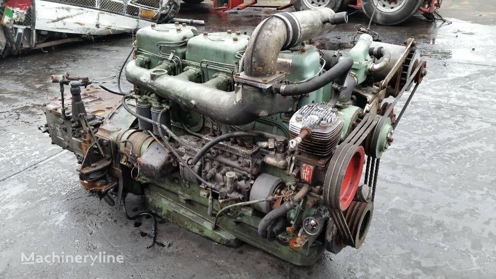 HANOMAG henschel 3 6.80 ekskavatör için motor