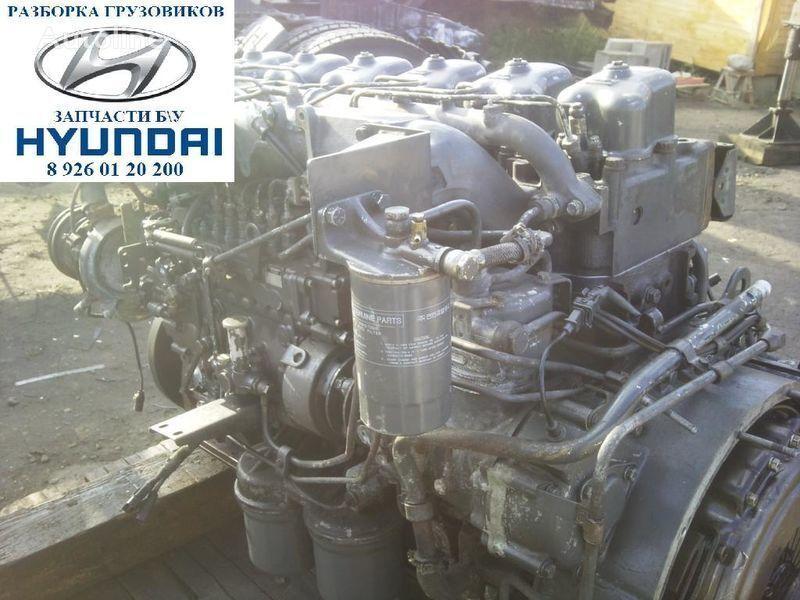HYUNDAI HD GOLD kamyon için Mitsubishi D6AC motor